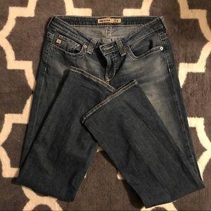 """Big star jeans sz28 """"remy"""""""